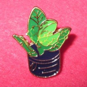 Jewelry - little shop of horrors audrey 2 pin venus flytrap